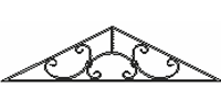 Фасад козырька