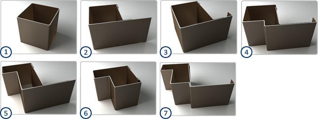 Металлические двери Коснтруктивные особенности коробки